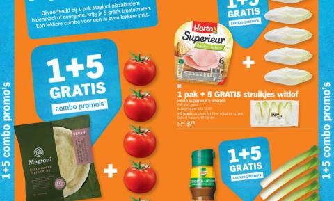 Prijzenoorlog in België - hele verse kip voor €2,39 en 1+5 gratis