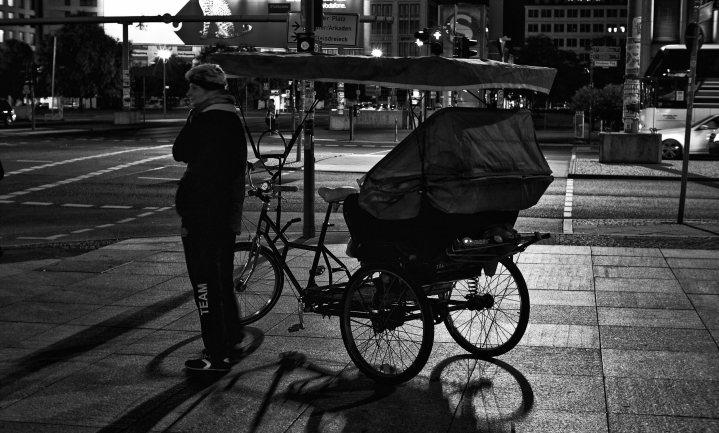 Nachtelijke fietser in stad bijna altijd beschonken