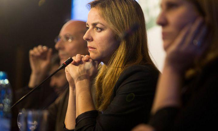 Marianne Thieme over de PvdD met 5 zetels