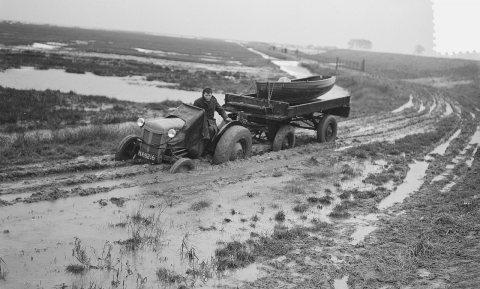25 jaar doormodderen met boeren