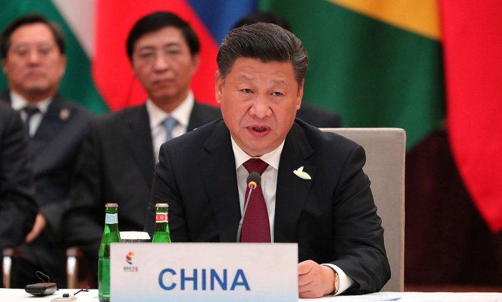 China is voortaan de baas