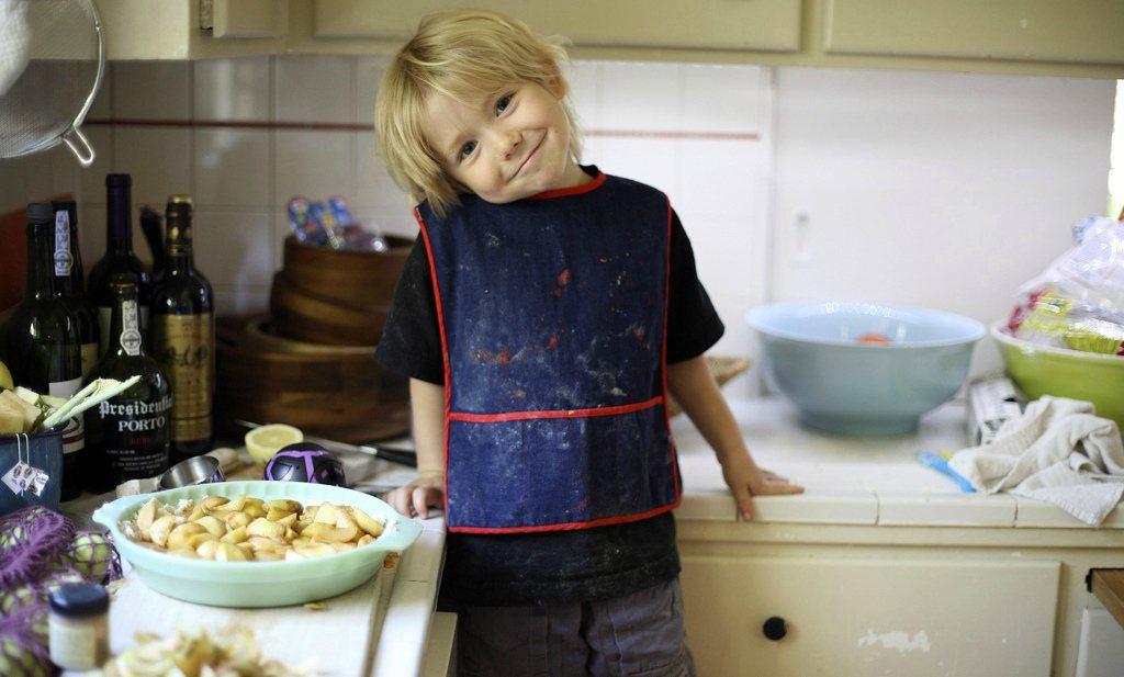Twaalf tips om kinderen gezond te leren leven