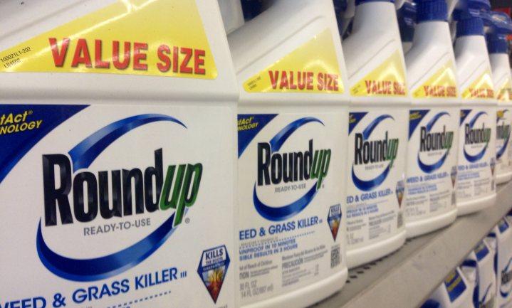 Monsanto tegen WHO: 'Welnee, Round-Up niet kankerverwekkend'