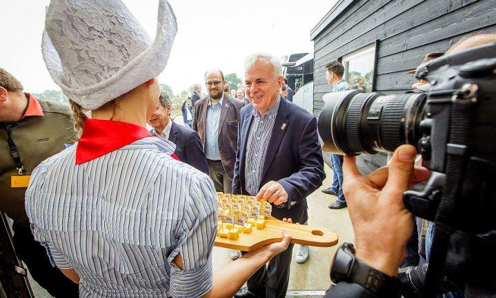 Ons 'duurzame voedsel' is voor een Duitser niet bijzonder