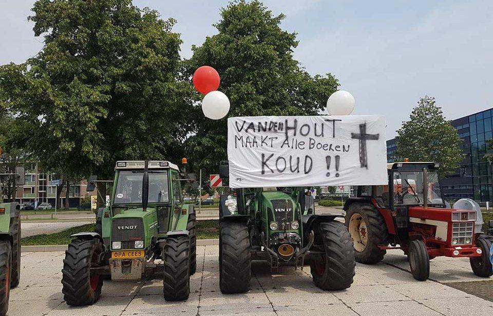 Politiek, NGO's en regulering zetten de Nederlandse boer buiten spel