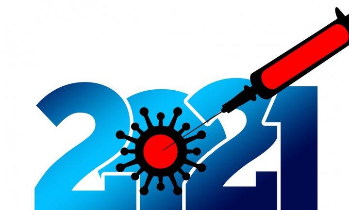 Zorgpersoneel en huisartsen toch eerst gevaccineerd, zorg VK kopje-onder en 2021 wordt 'feestjaar'