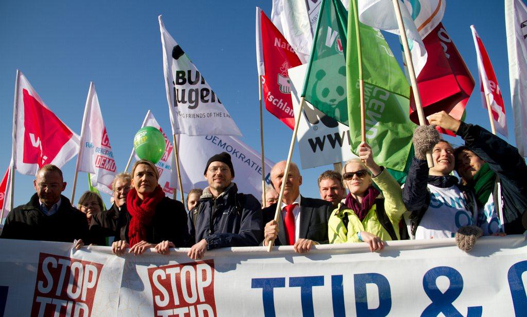 'TTIP maakt de efficiënte, economische wereld nog groter'