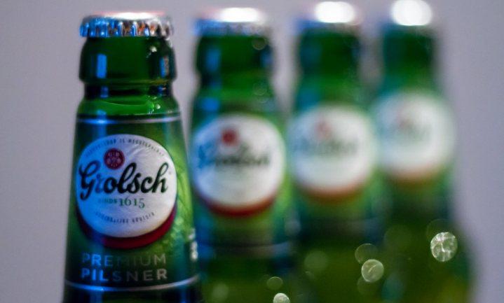 Verantwoord alcohol schenken: Grolsch wil alles met niks
