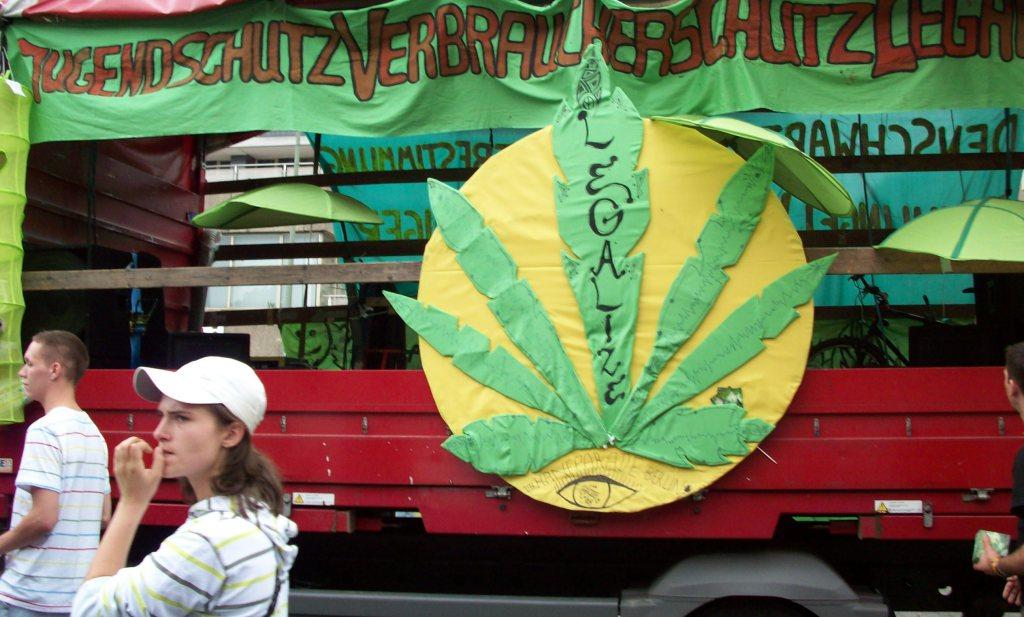 Cannabis: ruim honderd maal minder dodelijk dan alcohol
