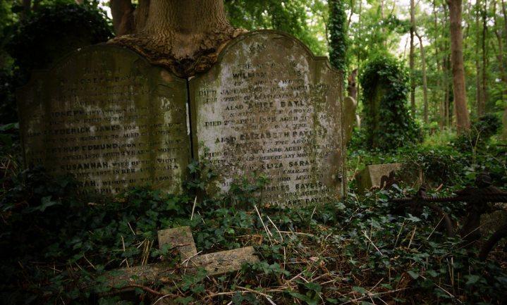 Prima drank van begraafplaatsen