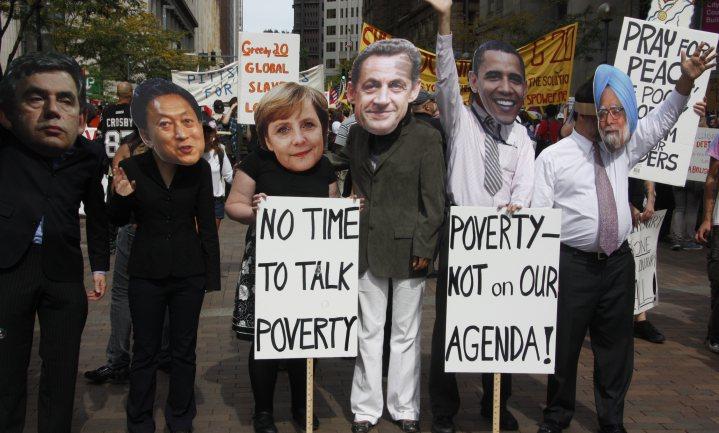 6,4 miljoen Britten vermageren van armoede
