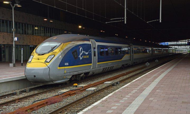 Met de trein naar Londen, maar EasyJet verwacht meer luchtreizigers