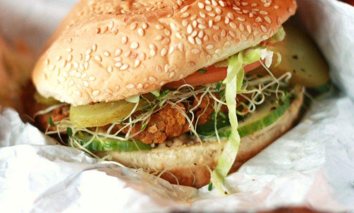 Zou McDonald's weer groeien met een veggieburger?