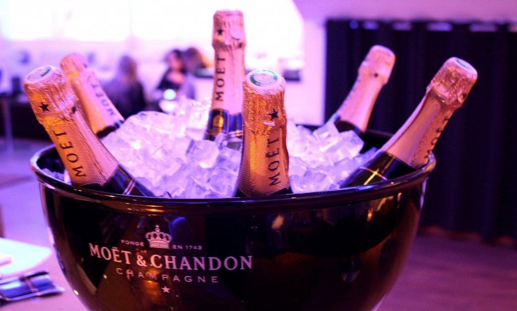 België 's werelds vijfde champagne-importeur