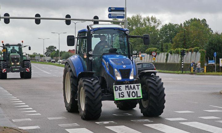 Politiek heeft boeren niets te bieden
