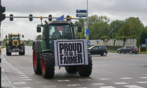 Hoe kunnen we de boerenrijen sluiten?