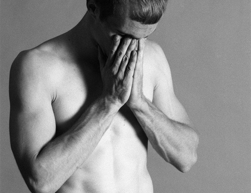 Mannen met anorexia willen spieren, vrouwen willen dun zijn