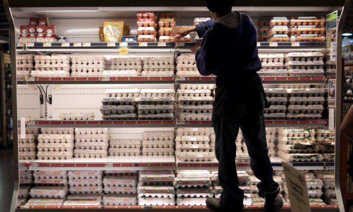 Dubbele boffer Nederlandse eierindustrie in VS