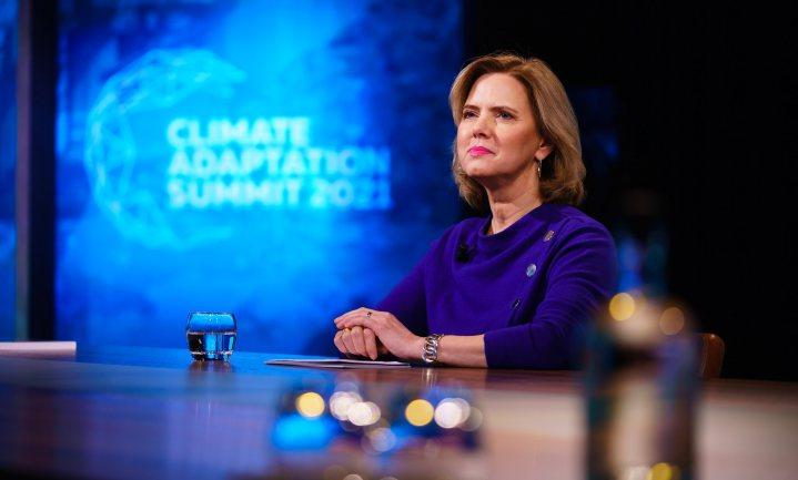 Nederland wil als voortrekker schitteren met digitale Klimaattop