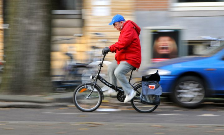 Leeft een fietser in Utrecht langer?
