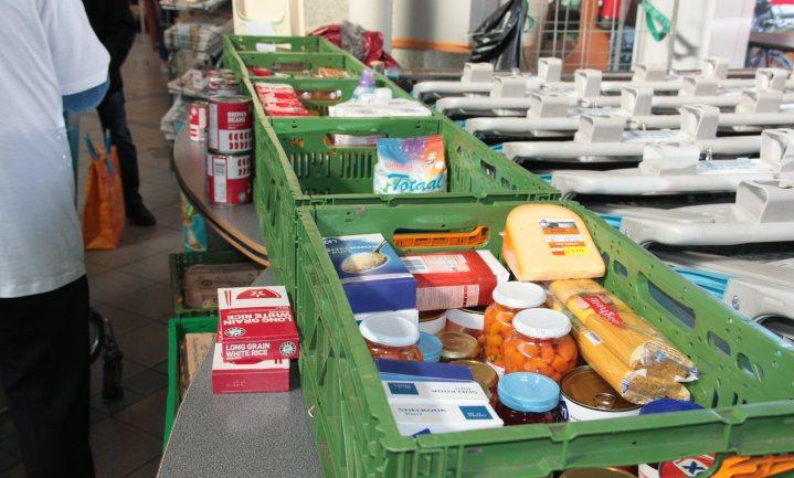 Voedselbank helpt 7,3% meer huishoudens in coronacrisis