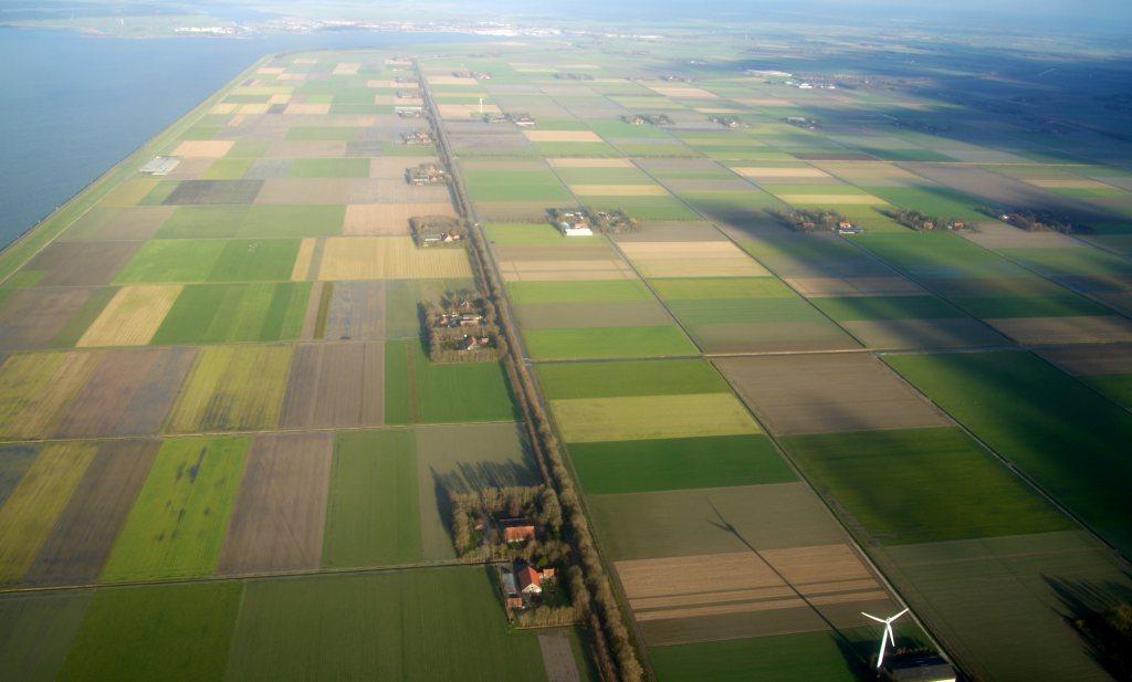 Gebruik het prijsverschil tussen landbouwgrond en woningbouwgrond - is het zo simpel?