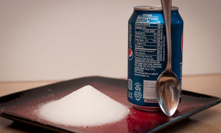VS: 'suiker schaadt de gezondheid' lijkt te lukken