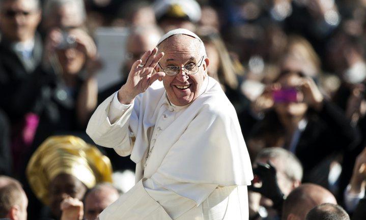 Paus: 'fok niet als konijnen'
