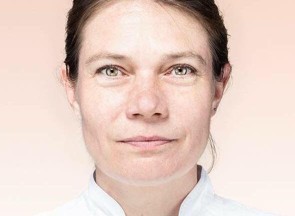 Karen Keygnaert bedankt voor Michelinster