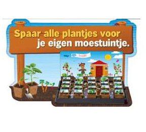 Albert Heijn stuurt Nederland de moestuin in