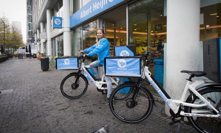 Albert Heijn rekt de markt op van €38 naar €65 miljard