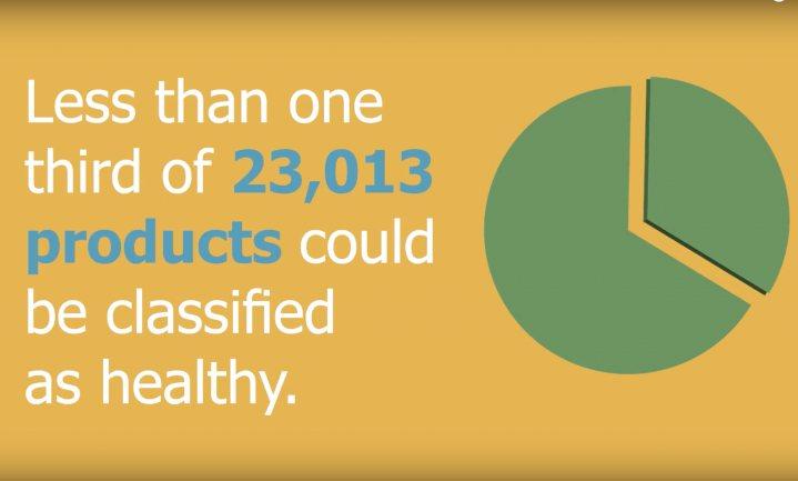 'Grote levensmiddelen-bedrijven moeten gezonde voeding maken voor mensen met een kleine beurs'