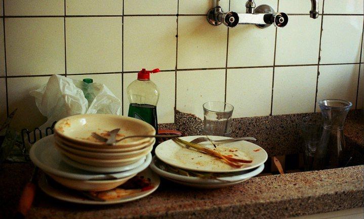 'Afwassen zorgt voor gevoelens van welzijn'
