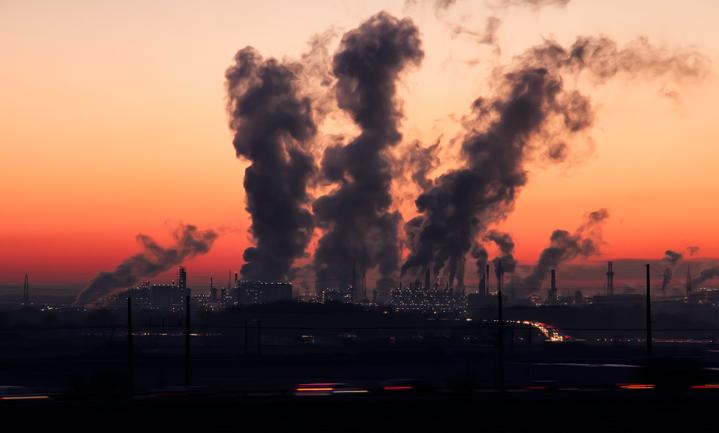 CO2-uitstoot Nederland 15% lager dan in 1990, landbouw dichtst bij doelstellingen 2030