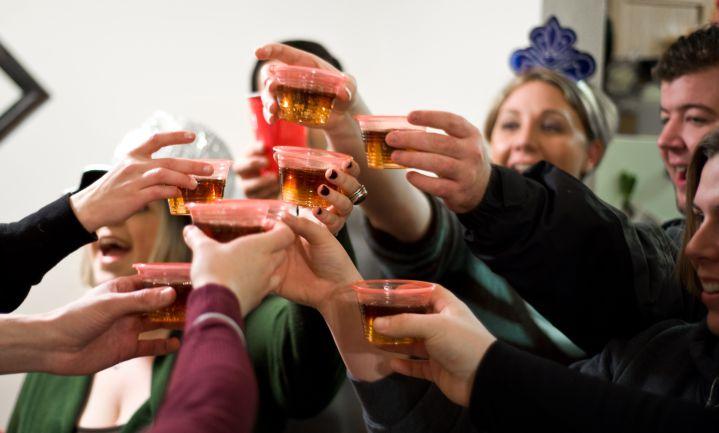 Redactie Trouw wil verdere aanpak drankgebruik jeugd