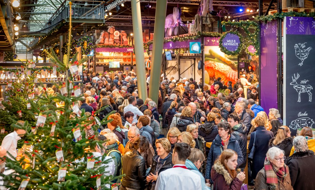 Half Nederland eet uit Allerhande en de andere helft van Jumbo, zeggen Jumbo en AH