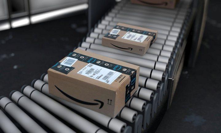 Lokdoos van Amazon met tracker meteen gestolen