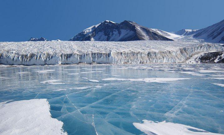 Prehistorische ijspegel helpt mee klimaatverandering te voorspellen