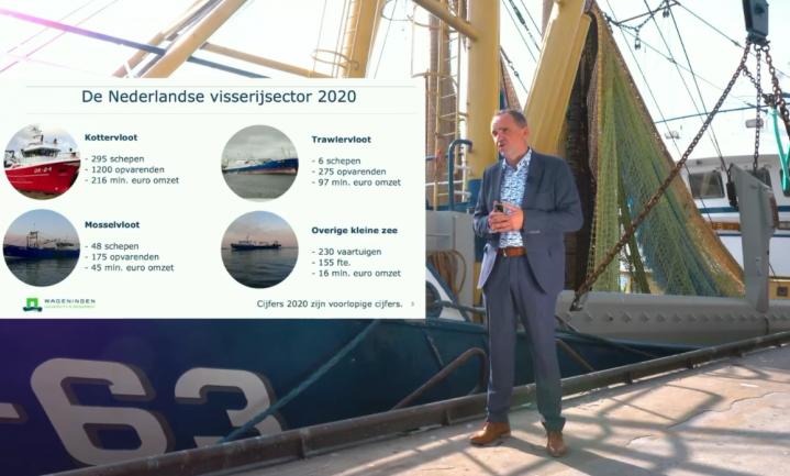Nederlandse visserij staat tegenover vierdubbele aanval