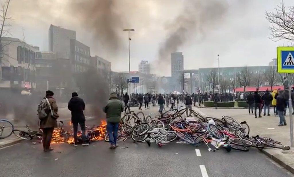 Wereld verbaasd over rellen in Nederland, experts willen hervorming voedselsysteem