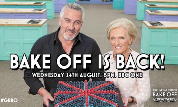 Britse supermarkten voorbereid op 'Bake Off Effect'