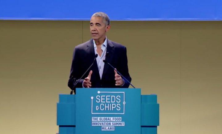 Obama laat kinderen en klimaat niet in de steek