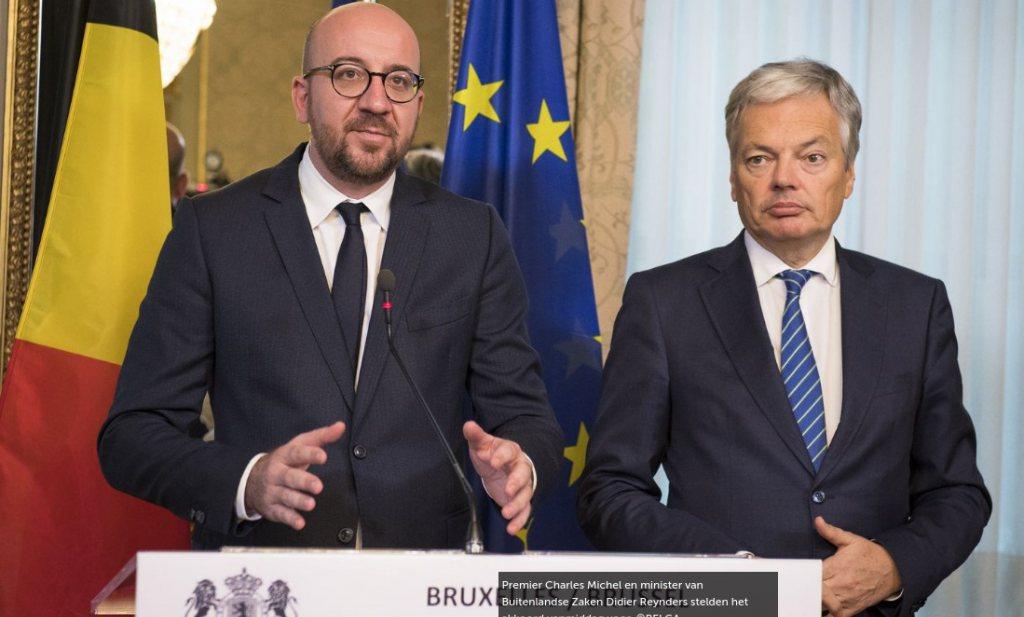 Belgen bereiken akkoord over CETA