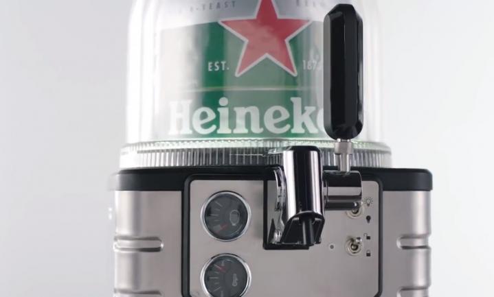 'Bierbus' inzet in octrooistrijd tussen AB InBev en Heineken in VS
