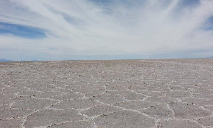 Boliviaanse boeren telen ondergronds in de strijd tegen klimaatverandering