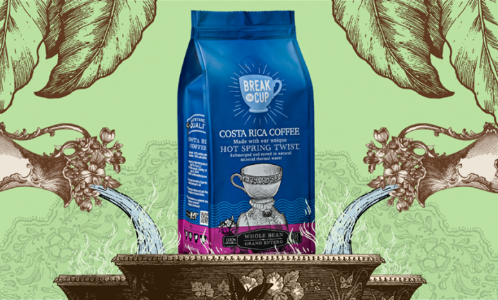 Alternatief voor olifanten- of civetkatkoffie: heet water koffie