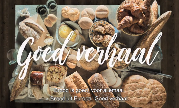 Nieuwe campagne brengt betrouwbare ode aan brood