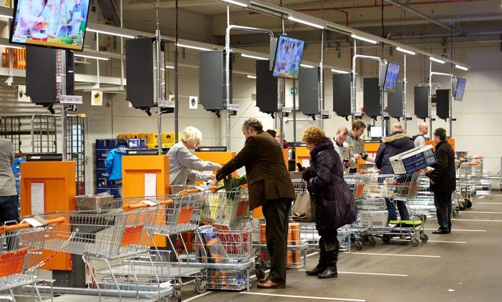 Albert Heijn bepaalt actieprijzen Vlaamse winkels Colruyt