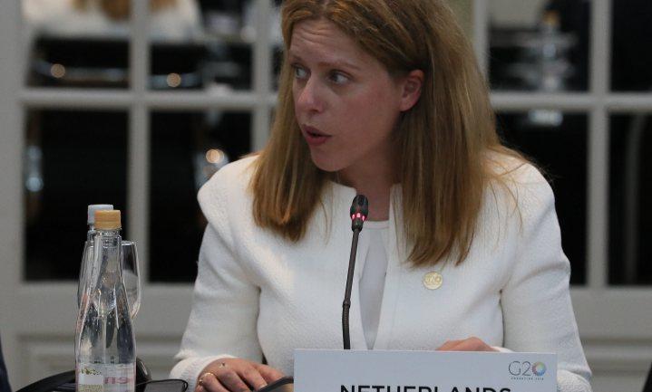 Minister Schouten vindt Farm to Fork-beleid te bemoeizuchtig