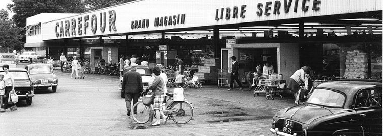Vijftig jaar Franse megasuper en gemengde gevoelens